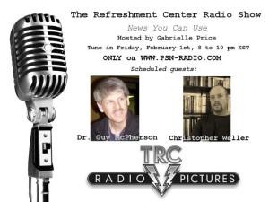 TRC radio show 1 February 2013