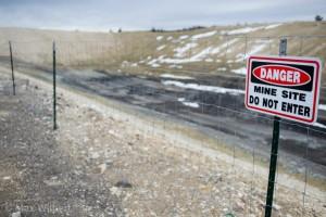 PR Springs Tar Sands Mine