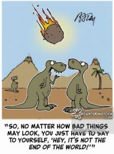 Hope-Filled Dinosaurs