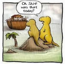 Dinosaurs Missed the Ark
